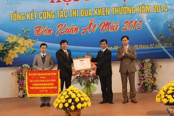 Hội nghị Tổng kết Công tác thi đua năm 2014 và đón Xuân Ất Mùi 2015